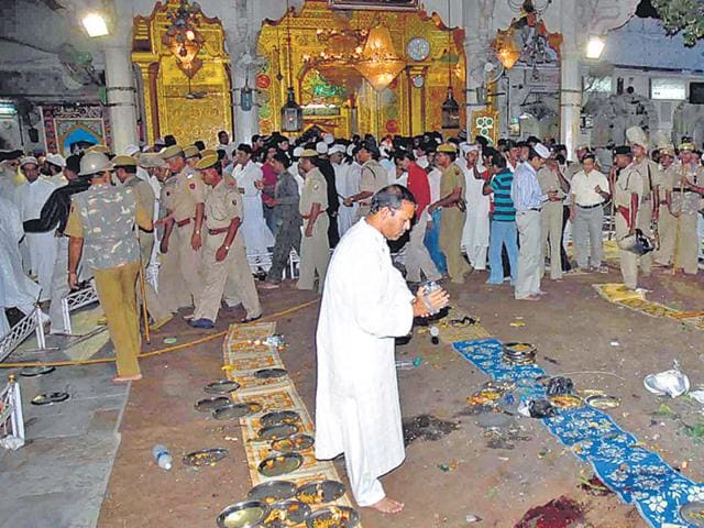 Hindu-extremists-led-by-ex-RSS-pracharak-Sunil-Joshi-were-charged-for-several-cases-including-the-2007-Ajmer-Sharif-blast-HT-File-Photo