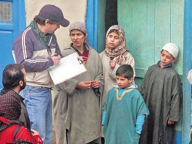 The-country-s-first-Socio-Economic-and-Caste-Census-has-been-embroiled-in-a-controversy-Waseem-Andrabi-HT-File-Photo
