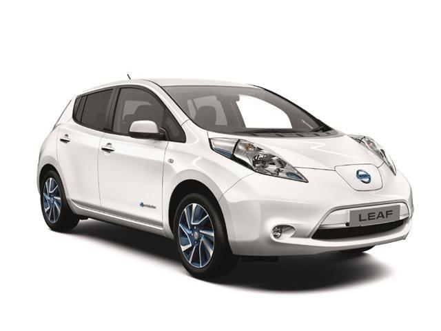The-Nissan-Leaf-Nissan-LEAF-Acenta-Photo-AFP