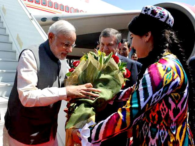 Five underlying themes of PM Modi's central Asia trip