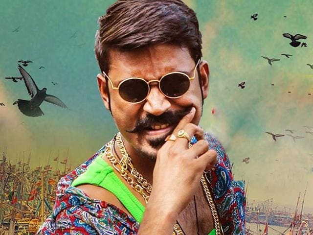Maari is a Tamil action comedy starring Dhanush and Kajal Aggarwal and has been directed by Balaji Mohan. (MaariOfficial/Facebook)