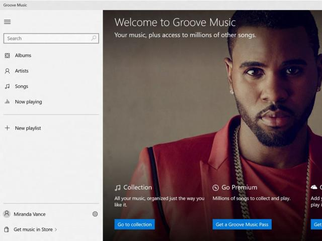 The-Microsoft-Groove-Music-app-for-Windows-10-Photo-AFP