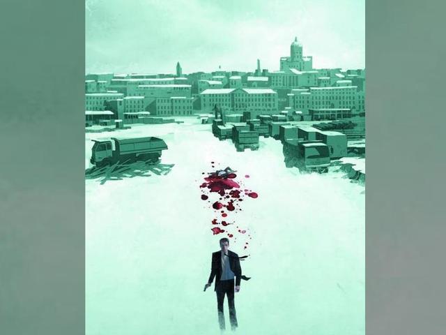 James Bond Comics,Warren Ellis,Bond Comics