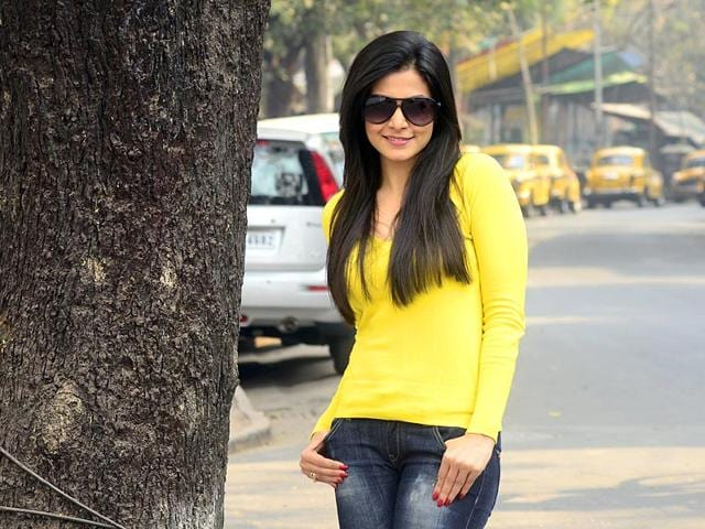 Koel-Mullick-is-a-popular-face-in-the-Bengali-film-industry-She-is-a-daughter-of-Bengal-actor-Ranjit-Mullick-Samir-Jana-HT-Photo