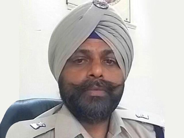 Gurdaspur attack,Gurdaspur superintendent of police Baljit Singh,terrorist attack