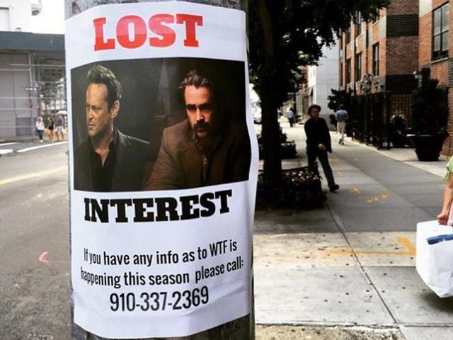 True Detective,Comedian,New York