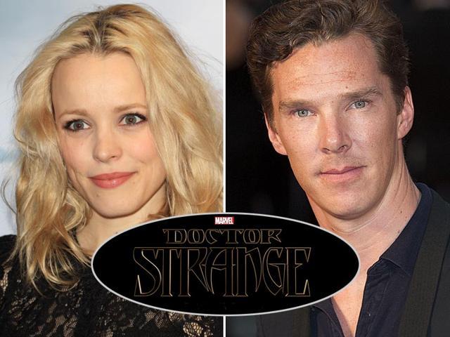 Doctor Strange,Benedict Cumberbatch,Rachel McAdams