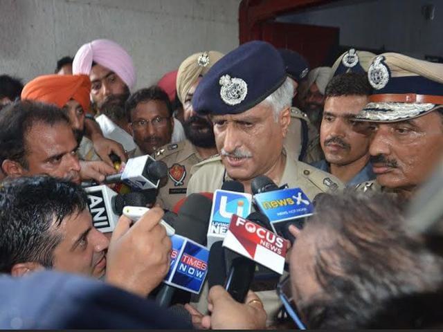 Punjab-DGP-Sumedh-Singh-Saini-HT-Photo