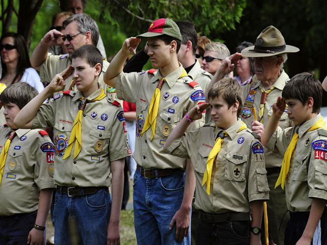 US Boy Scouts,Mormons,Gay ban lifted