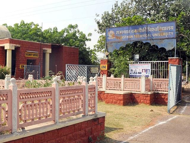 At-least-14-engineering-and-management-colleges-in-Rajasthan-have-sought-permission-to-shut-down-as-they-are-not-getting-adequate-admissions-HT-File-Photo