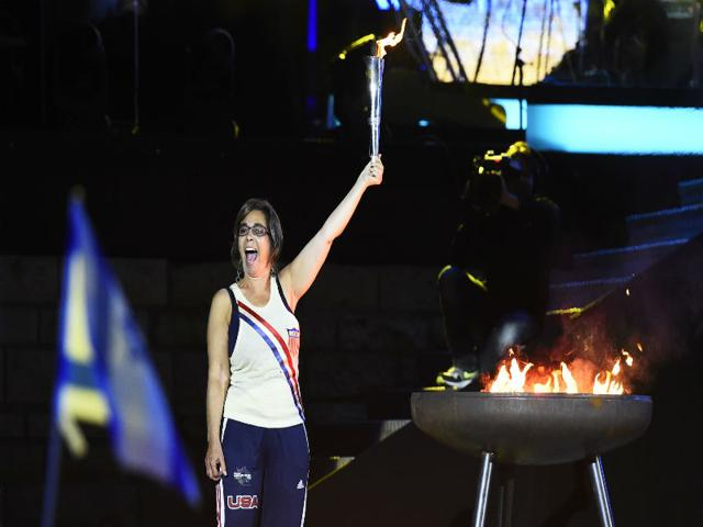 Fireworks-explode-during-the-opening-ceremony-of-the-14th-European-Maccabi-Games-in-Berlin-Germany-July-28-2015-Jewish-athletes-from-dozens-of-nations-will-compete-during-the-event-held-in-Germany-for-the-first-time-in-its-history-at-the-site-of-the-infamous-1936-Olympics-REUTERS-Photo