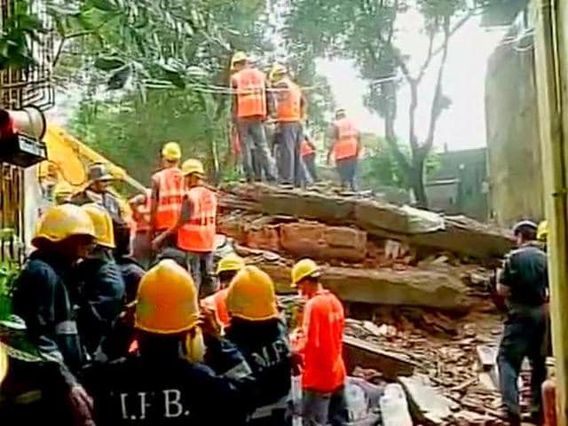 Thakurli building collapse,dilapidated buildings in Mumbai,BMC