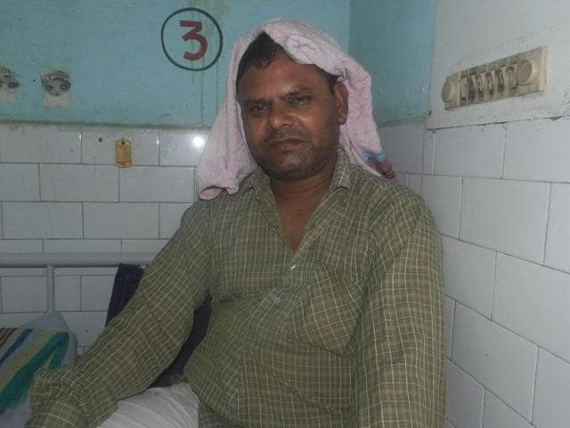Jai-Chand-a-Punjab-Police-home-guard-was-injured-in-the-Gurdaspur-attacks-on-Monday-HT-Photo