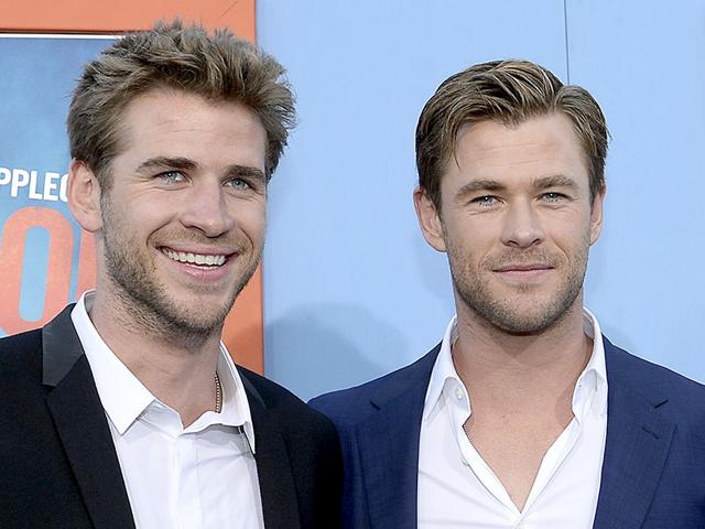 It-was-a-treat-when-Aussie-actors-and-brothers-Luke-Chris-and-Liam-all-attended-the-premiere-of-Vacation-in-Los-Angeles-Reuters-photo