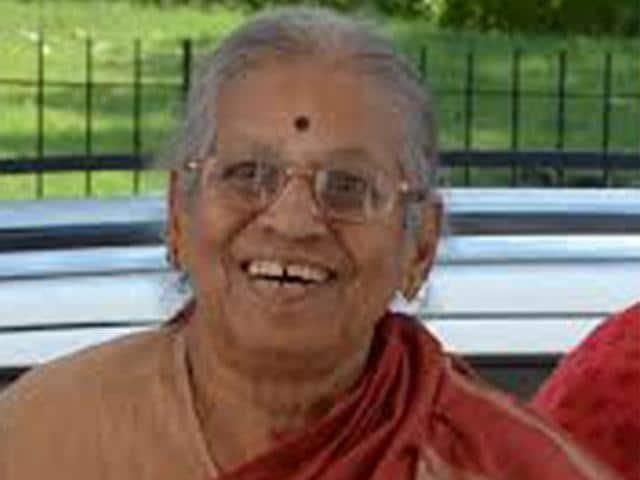 Vasundhara Komkali dies,Pandit Kumar Gandhrav,Sangeet Natak Academy