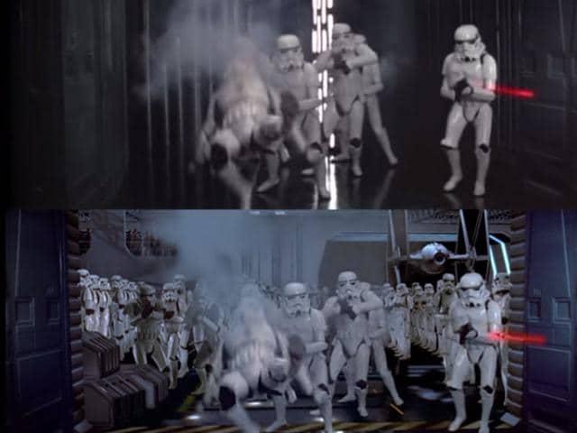 Star Wars effects