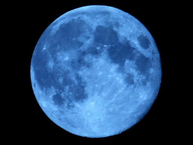 Blue moon,Astronomical occurrence,Two full moons in a single month