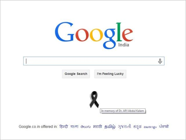 Google-pays-tribute-to-the-former-President-Dr-APJ-Abdul-Kalam-by-placing-a-black-ribbon-below-its-search-bar-Image-from-Google