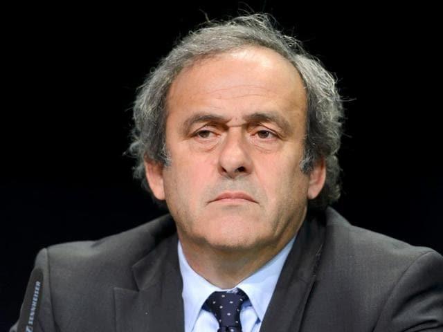 Fifa corruption scandal,Sepp Blatter,Michel Platini