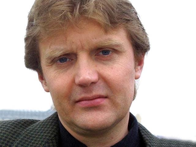 London,Radioactive isotope,Alexander Litvinenko