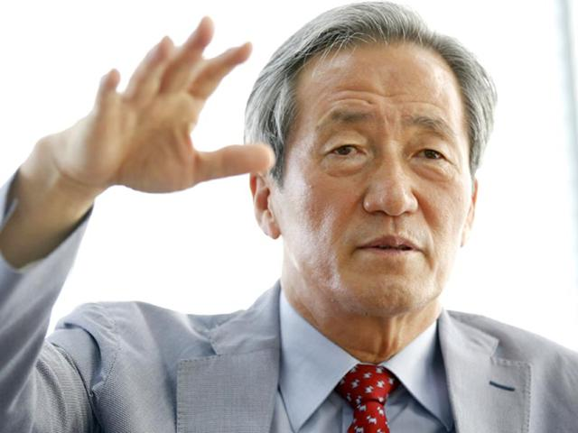 FIFA presidential race,Football,South Korea's Chung Mong-joon