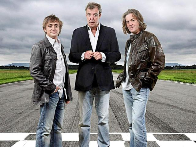 Top gear,Jeremy clarkson,James may