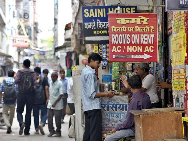 Yusuf-Sarai-in-south-Delhi-has-become-a-mecca-for-AIIMS-patients-and-their-families-who-come-here-for-cheap-rooms-on-rent-Saumya-Khandelwal-HT