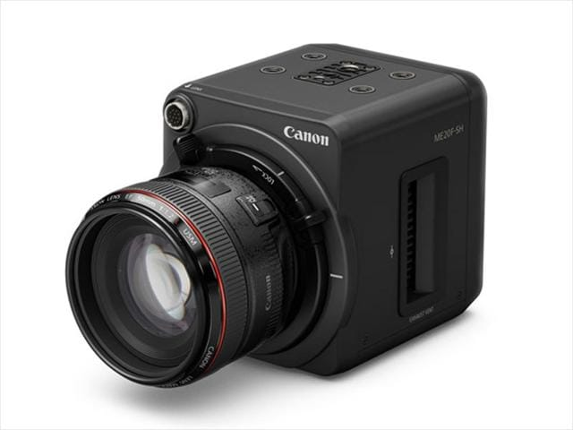 Canon's new camera will capture footage in near-complete darkness