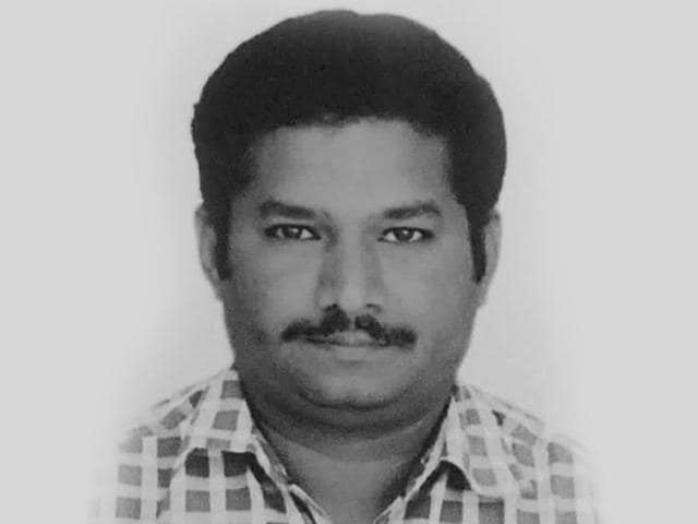 Lakshmikanth-one-of-the-four-men-who-were-abducted-by-IS-from-Sirte-HT-Photo
