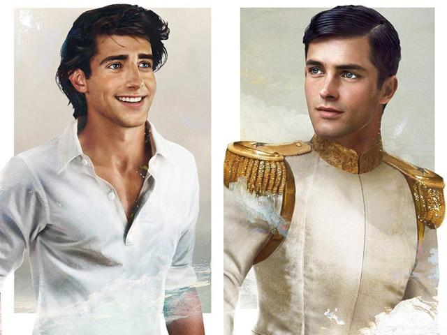 Prince-Eric-and-Prince-Charming-get-a-humanised-avatar-in-Jirka-V-t-inen-s-artworks