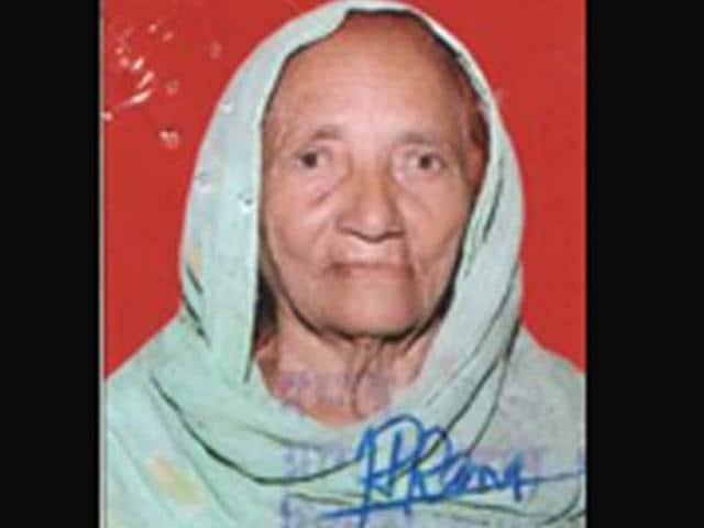 Ronku-Devi-a-93-year-old-widow-of-a-World-War-II-Prisoner-of-War-demanding-a-month-war-reward-HT-Photo