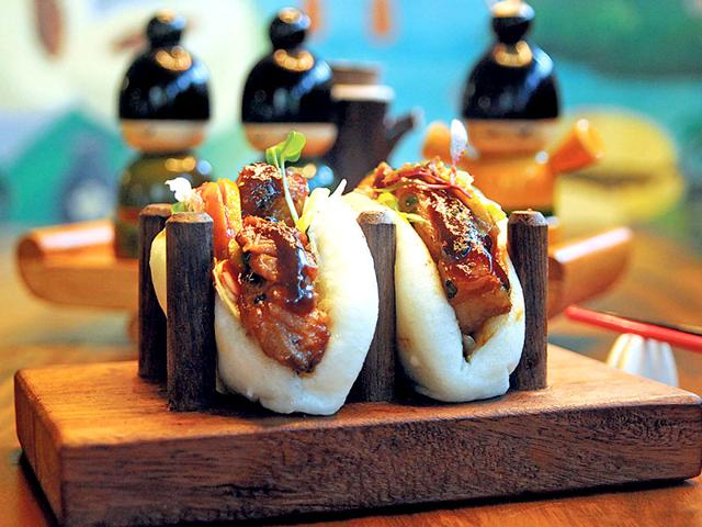 The-char-sui-bao-had-a-filling-of-meltingly-soft-pork-draped-in-a-sweet-sticky-hoisin-sauce