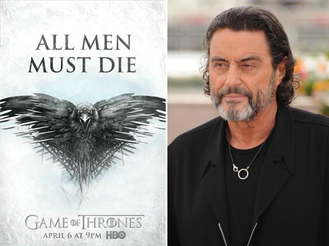 Game of Thrones,Game of Thrones season 6,Ian McShane