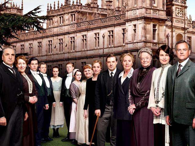 Downton Abbey,Scarlett Johansson,Phantom