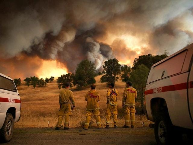 Fires,evacuations,safety measures