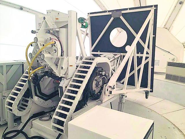 Multi-application solar telescope