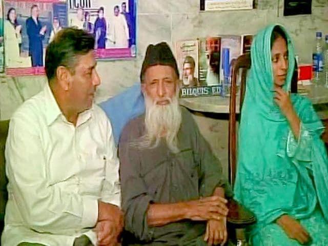 Indian girl stuck in Pakistan