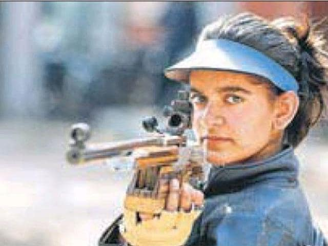 4 DAV College-10 shooters all set for World Cup