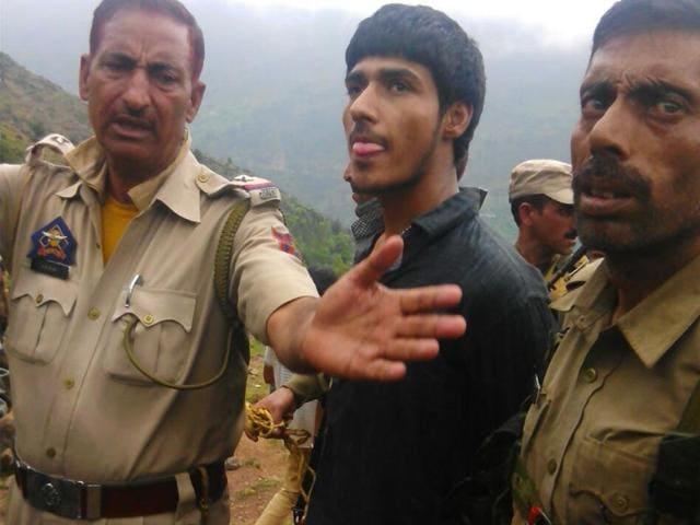 Udhampur attack,Udhampur terrorist caught alive,Usman