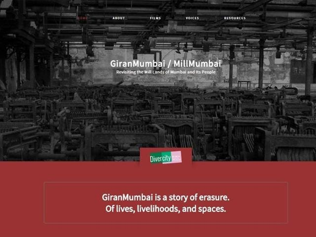 The-website-offers-today-s-Pheonix-Mill-going-Mumbaiite-a-look-at-the-unique-history-and-culture-of-this-district-through-an-online-archive-featuring-short-films-documentaries-photo-features-songs-and-poetry-Photo-Screenshot-of-the-website