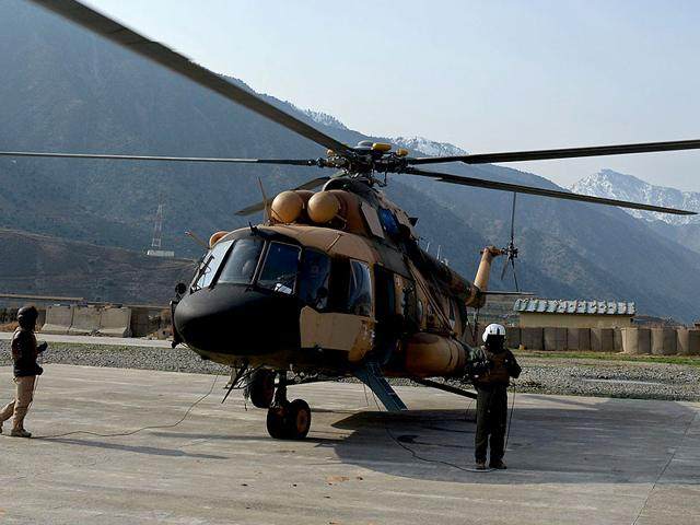 Afghanistan,military helicopter crash,UN