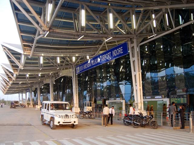 The-Airports-Authority-of-India-has-received-bids-from-five-companies-for-the-license-to-run-the-domestic-air-cargo-facility-at-Indore-airport-Arun-Mondhe-HT-photo