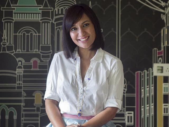 Malini-Agarwal-is-hailed-as-the-original-Indian-lifestyle-blogger-Satish-Bate-HT-photo