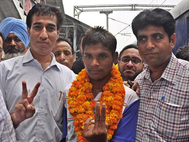 son of labourer,gold medals,cycling