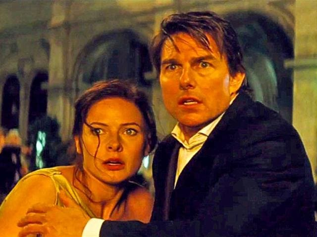 Tom-Cruise-and-Rebecca-Ferguson-in-Mission-Impossible-Rogue-Nation-The-film-has-death-defying-stunts-which-have-been-done-by-Cruise-himself