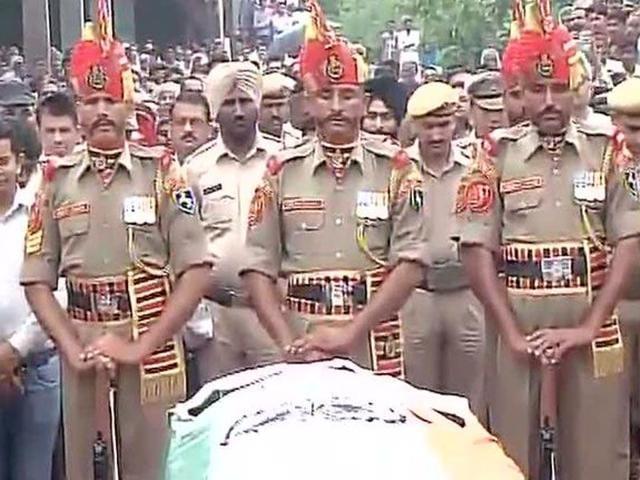 Udhampur terror attack,BSF,Rocky