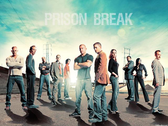 Prison Break,Reboot,Wentworth Miller