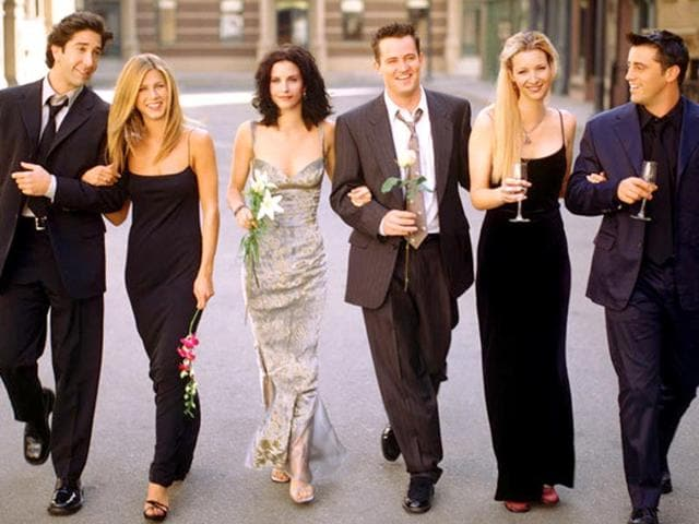 Jennifer Aniston,Friends,David Schwimmer