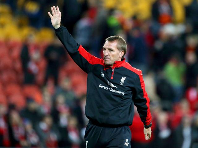 Liverpool-Manager-Brendan-Rodgers-acknowledges-fans-after-the-club-s-pre-season-Australia-tour-game-against-Brisbane-Roar-at-Suncorp-Stadium-Brisbane-on-July-17-2015-Reuters-Photo
