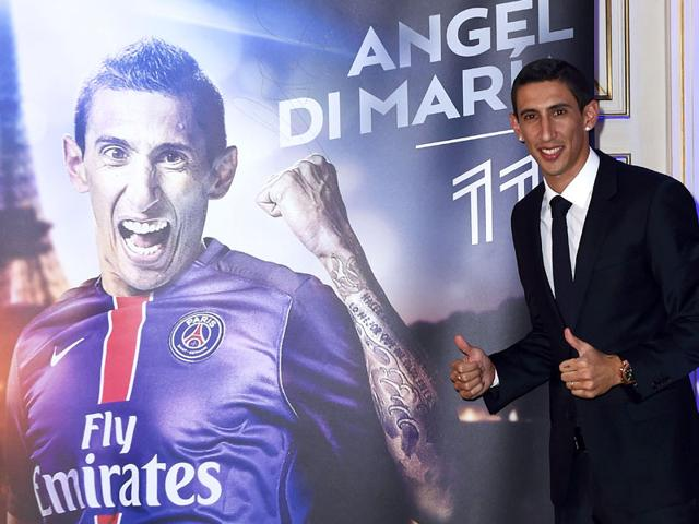 Paris-Saint-Germain-s-PSG-new-Argentinian-midfielder-Angel-Di-Maria-during-his-official-presentation-in-Paris-on-August-6-2015-PSG-completed-the-signing-of-Di-Maria-from-Manchester-United-on-a-four-year-deal-AFP-Photo